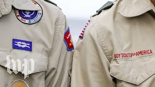 The Boy Scouts and the scandals that plague them