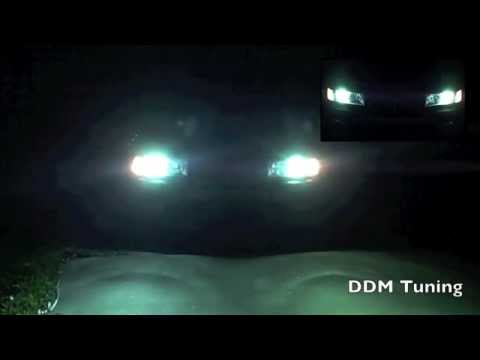 55w 6000k HID Kit - BMW E36 3 series    DDM Tuning