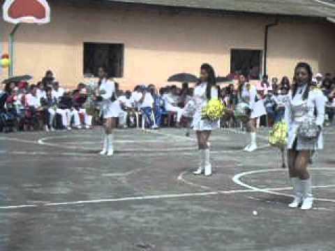 Bastoneras colegio nuestra señora del rosario