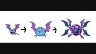 Pokemon Sprite Evolutions Series 1