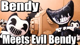 MMA Movie: Bendy Meets Evil Bendy