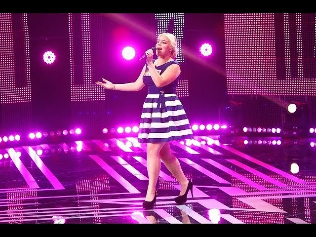Etta James - Something's Got A Hold On Me. Vezi aici cum cântă Ana Tache, la X Factor!