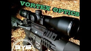 Vortex Optics- DiamondBack 3-9x40mm BDC Scope- GEAR REVIEW