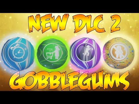 "BLACK OPS 3 ZOMBIES ""ZETSUBOU NO SHIMA"" NEW DLC 2 GOBBLEGUM PERKS & DESCRIPTION! (BO3 Zombies)"