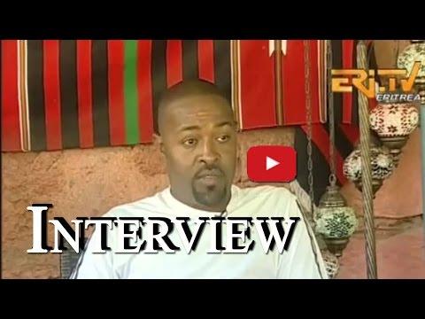 Eritrean Interview with Superstar Jamal Romodan - Piano Bar - Eritrea TV