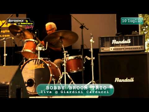 Bobby Broom Deep Blue Organ Trio (Reference @ Umbria Jazz 12 #10)
