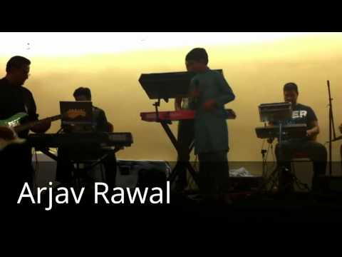 Albela Sajan Aayo Re - Arjav Rawal video