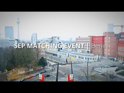 SEP MATCHING EVENT | Berlin 2015