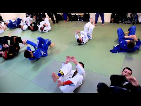 BJJ Training im Ringside Gym Berlin Image 1