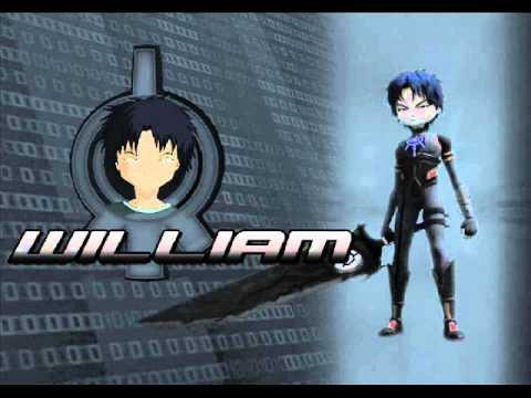 Code Lyoko OST : William Theme & Action (Remastered)