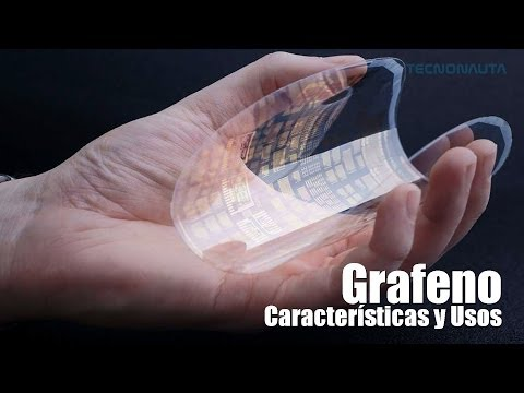 Grafeno: Características y Aplicaciones   El material del futuro