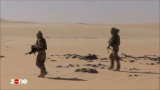 French Foreign Legion Africa 2015