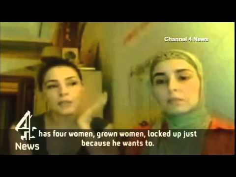 'Locked up' Saudi princesses give a message to Barack Obama