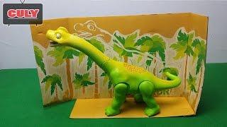 Đồ chơi Khủng long cổ dài biết đ - Brachiosaurus Dinosaur toy for kid -