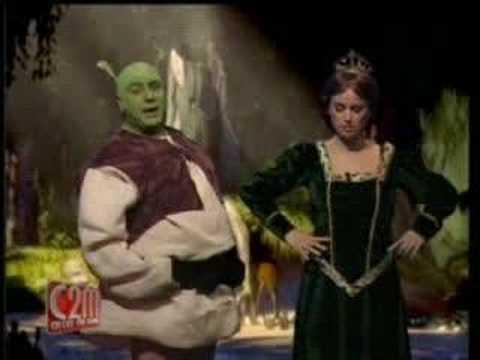 'Shrek IV: el divorcio II', en Canal Sur 2