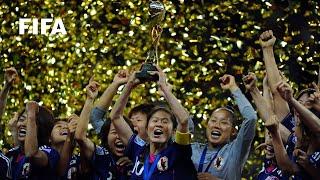 Emotional Japan stun USA in World Cup final