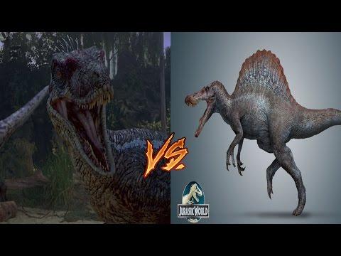 Velociraptor Pack vs Spinosaurus-My Thoughts