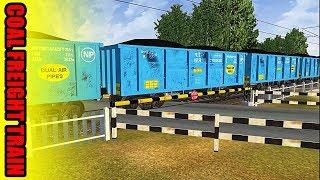 Coal freight Train    INDIAN TRAIN SIMULATOR by Neha Mehrotra