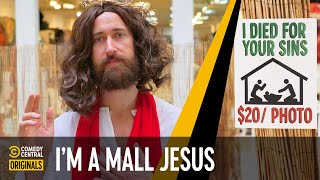 I'm a Mall Jesus - Mini-Mocks