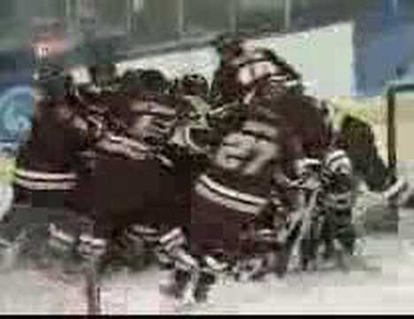 Boston College Hockey Video