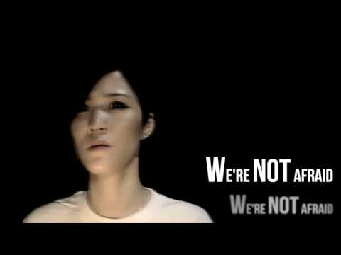 陳詩慧 Eva Chan ft. Gregory Wong, Catherine Chau, Kate Yeung We're not afraid 【Official Music Video】 %e4%b8%ad%e5%9c%8b%e9%9f%b3%e6%a8%82%e8%a6%96%e9%a0%bb