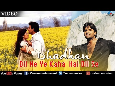 Dil Ne Yeh Kaha Hai (dhadkan) video