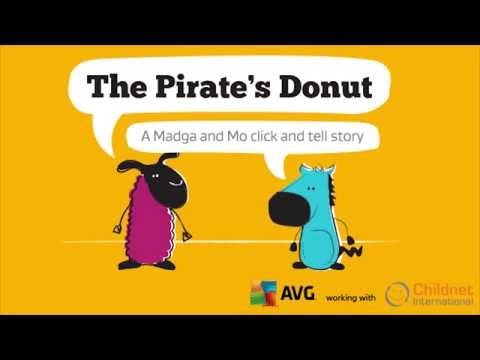 Magda and Mo: The Pirate's Donut