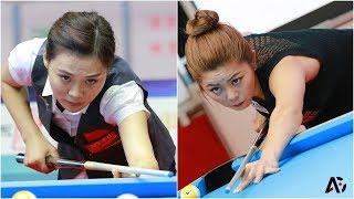 2017 CBSA Liuzhou 9-Ball Open│Liu Shasha 劉莎莎 vs. Gayoung Kim 金佳映