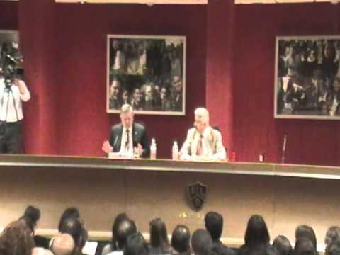 ELD Conferencia Magistral sobre la Nueva Ley de Amparo Mntro. Arturo Lelo de Larrea