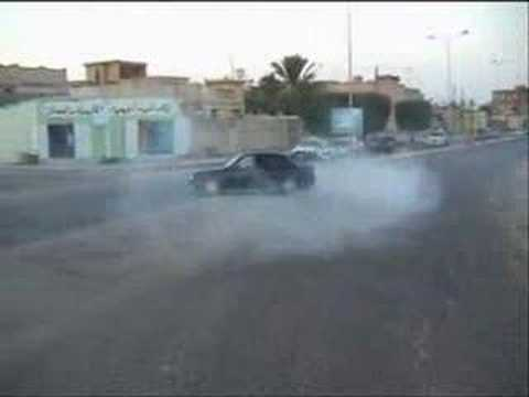 BMW E30 325i Weeding Drift Libya Rare Turbo تمتيع!!