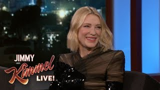 Cate Blanchett Hated Our Bathrooms