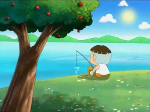 นิทานอีสป คนตกปลา