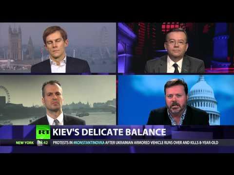 CrossTalk: Ukraine's delicate balance