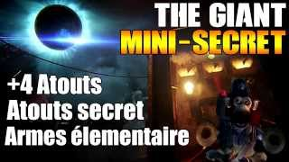 THE GIANT : +4 ATOUTS / ATOUTS SECRET / PAP ELEMENTAIRE