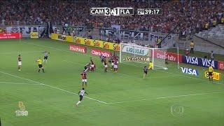 Gols Atlético-MG 4 x 1 Flamengo - Copa do Brasil 2014 - Globo HD