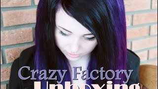 Crazy Factory Unboxing #2