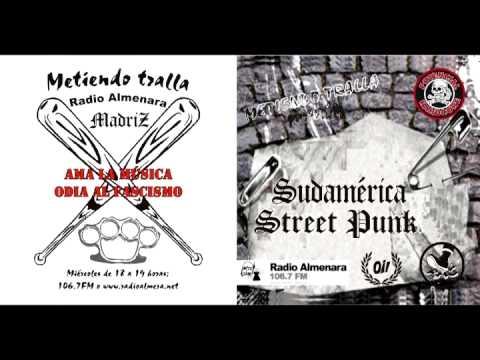 Sudamerica street punk - CD Completo