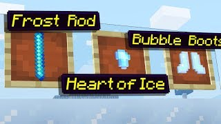 NEW MINECRAFT ICE TOOLS (Only One Command)