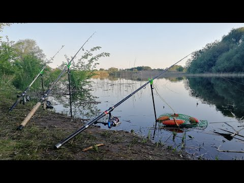 Рыбалка весной 2018  карася по 750г Смотреть рыбалку на поплавок  и донку