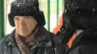 Russian country folk turn on Putin in re-election