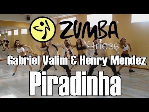 ZUMBA от Gusyaka Club: Gabriel Valim Henry Mendez Piradinha Ella Se Vuelve Loca