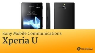 Review: Sony Xperia U | BestBoyZ
