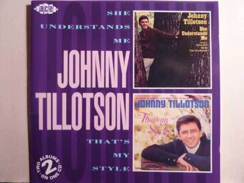 Johnny Tillotson - That