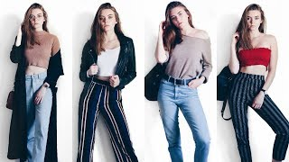 FALL OUTFIT IDEAS 2017 / Nika Erculj