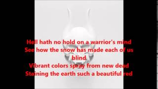 Trivium Silence In The Snow Lyrics