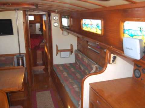 1976 Cheoy Lee Offshore 40 Sailboat For Sale - Price Reduced