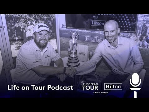 Shane Lowry | Life on Tour Podcast | Ep. 20