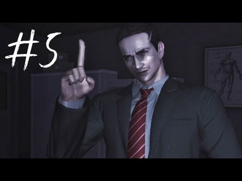 MISS STILETTO HEELS - Deadly Premonition The Director's Cut Gameplay Walkthrough Part 5