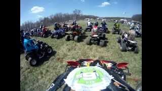 AWRCS 2015 ROUND #2  WELLSVILLE OHIO PART 1