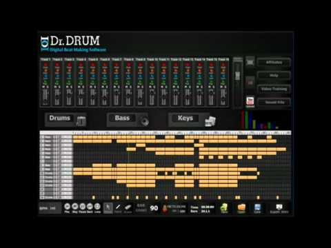 Dr Drum   Virtual DJ Mixer Software